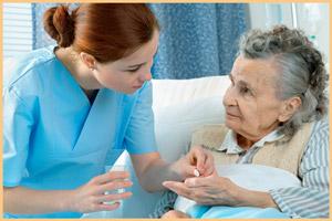 Пациентке назначено личение