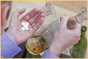 Совместимость Милдроната с алкоголем