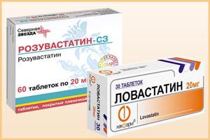 Препараты аналогичные Симвастатину