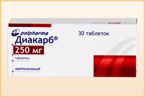 Препарат Диакарб