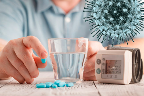 Опасен ли коронавирус при гипертензии
