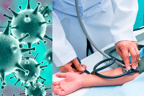 Коронавирус и гипертония